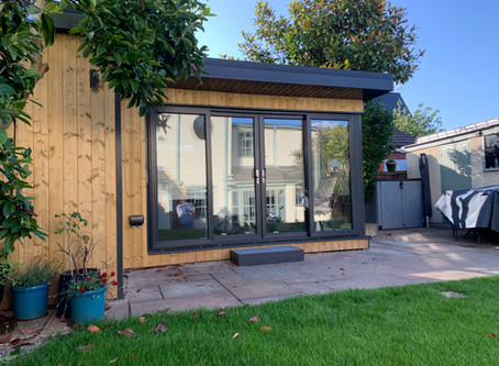 6 Reasons To Get A Garden Home Office