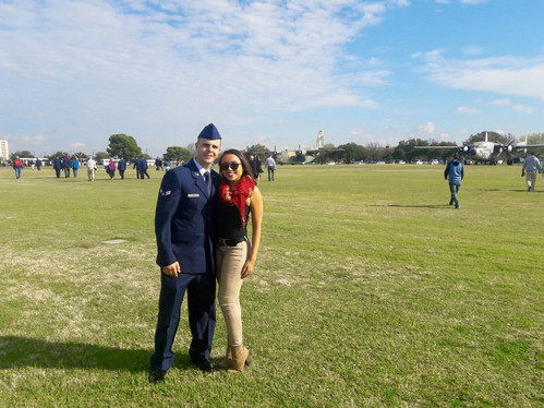 Military Family Appreciation Month: Newlyweds