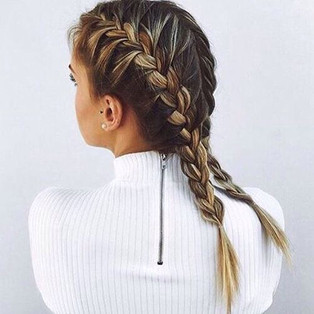 Cute Hairstyles That Won't Get in the Way of Your Workout