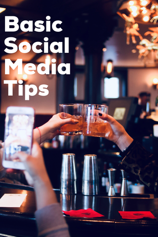 Basic Social Media Tips for Small Businesses