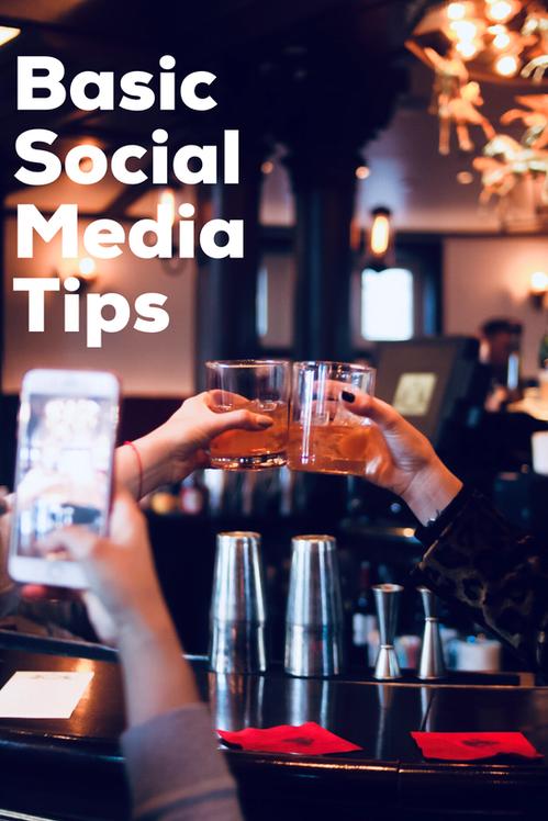 Basic Social Media Tips for Small Businesses