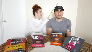 Husband Tries (and Likes) Healthy(er) Jerky