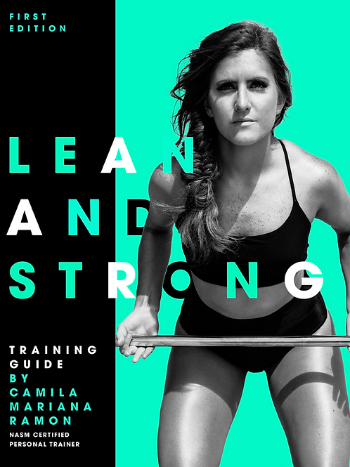 Lean and Strong Training Guide