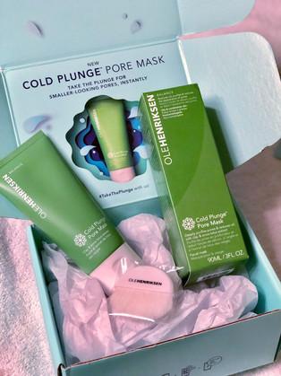 Ole Henriksen Cold Plunge Pore Mask