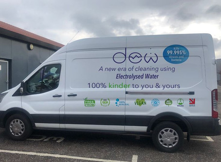 How Business Loan Boosted DEW Product's Hand Sanitiser Production