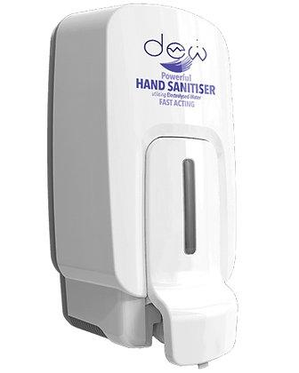 Dew Hand Sanitiser Dispenser - Wall Mounted (Unit Only)