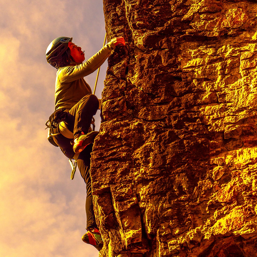 21th.MONTURA登山教室「初心者のためのクライミング教室」