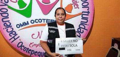 Cecilia_Flores,_Coordinadora_de_la_ofici