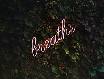 relaxed breathing, diaphragmatic breathing, stress management