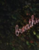 breathe mindfulness meditation
