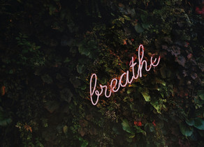 Stress Tip: Breathing