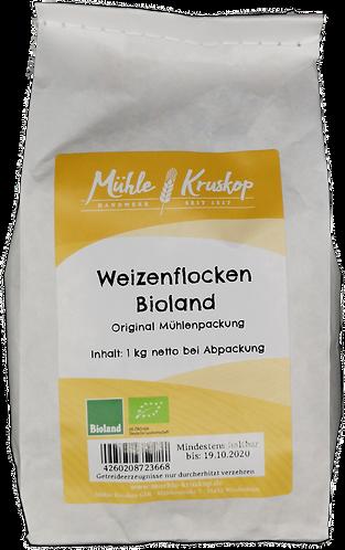 Bioland Weizenflocken