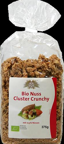 Bio Nuss-Cluster-Crunchy