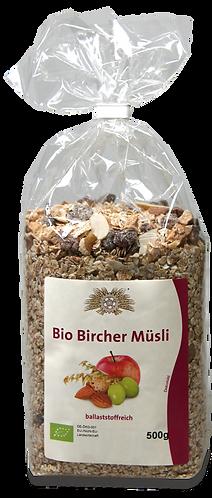 Bio Bircher-Müsli
