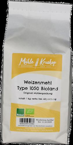 Bioland Weizenmehl 1050