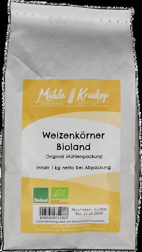 Bioland Weizenkörner