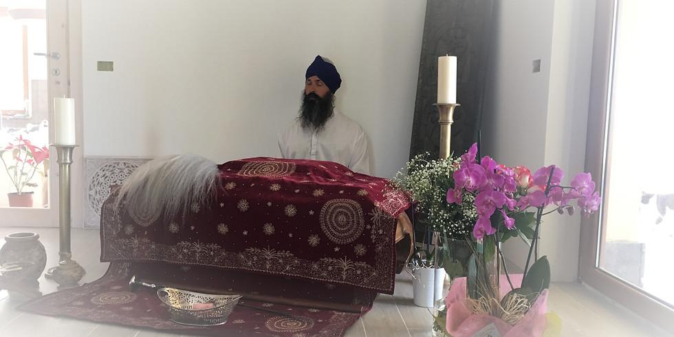 Vibration of the healing energy of Sukhmani