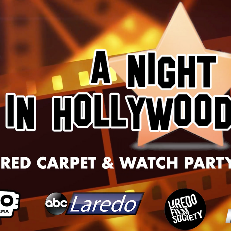 A Night in Hollywood: Red Carpet and Awards Party