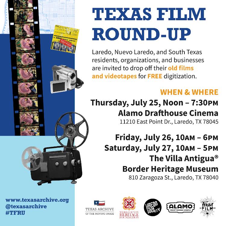 Texas Film Round Up!