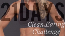 21 DAYS clean eating challenge