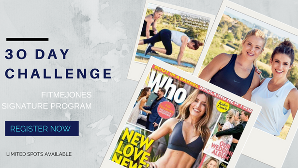 30 DAY CHALLENGE IS LIVE