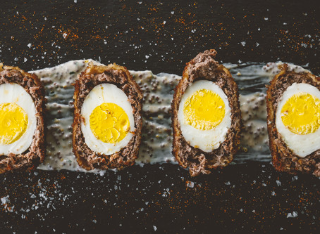 The Most Delicious Venison Scotch Eggs