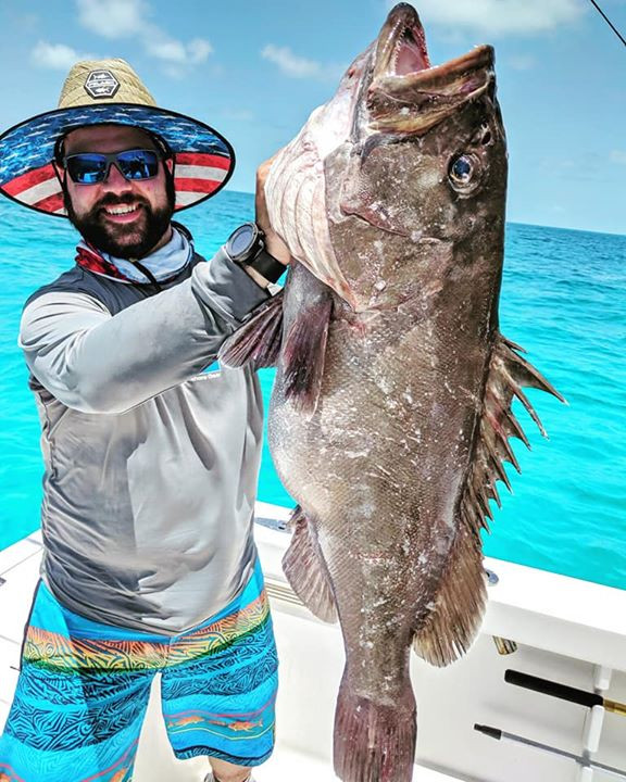 grouper, deep sea fishing, offshore, Florida Keys