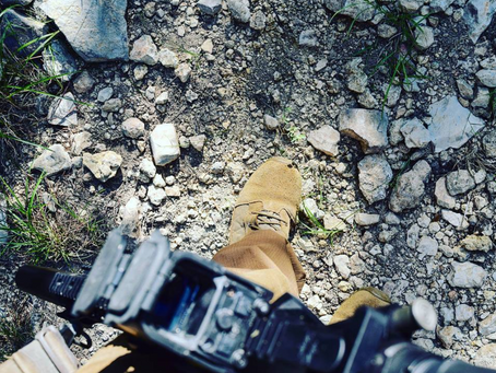 Have You Tried Tactical Boots For Warm Weather Hunting?