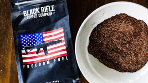 The Coffee Rub to Keep At Deer Camp