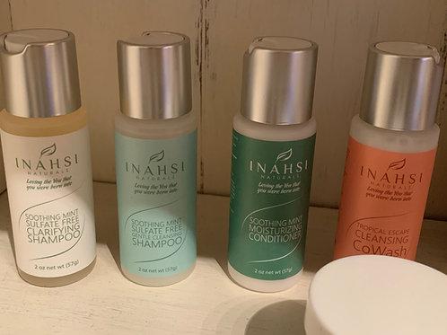 Inhasi Hair Care Line