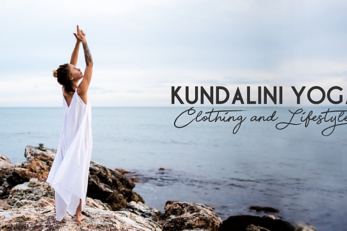 Kundalini Yoga Clothing & Accessories