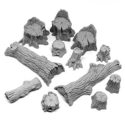 Большой лесной набор