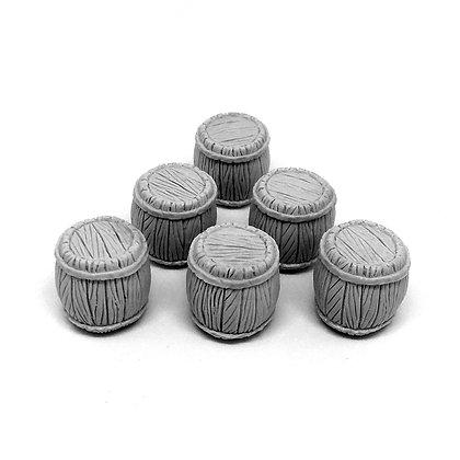Merchant cargo: barrels