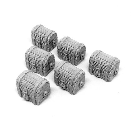 Merchant cargo: chests