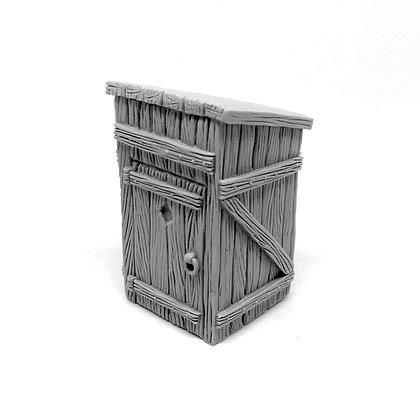Medieval Toilet