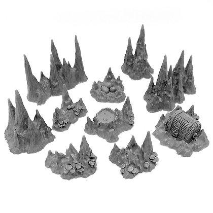 Пещера монстра