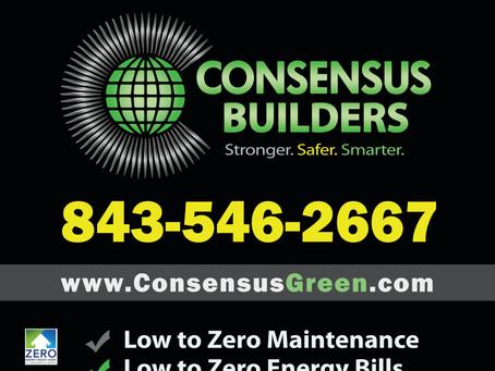 Consensus Builders - Creator of the Consensus HomeTM CAT 5