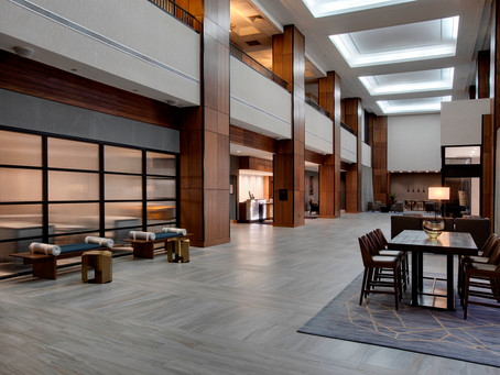 Winston-Salem Marriott Renovation