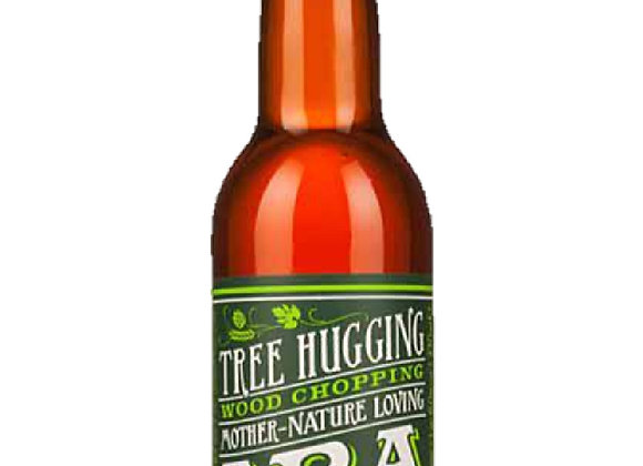 Tree Hugging Wood Chopping Mother Nature Loving - 33cl