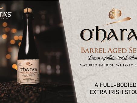 Leann Folláin Barrel aged, la birra invernale per eccellenza!