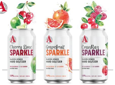 Avery Brewing Co. lancia Sparkle la sua linea di seltzer naturali