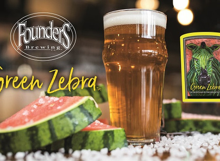 Green Zebra – Founders Brewing Co.