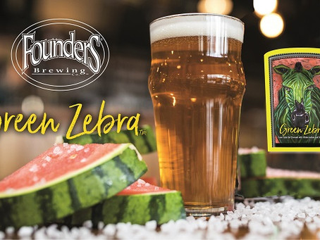 Green Zebra – Founders Brewing Co.