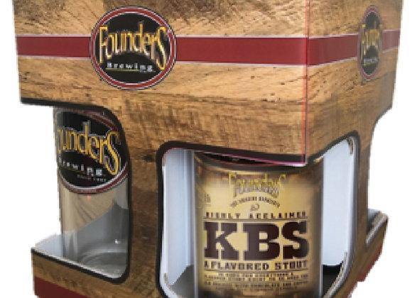Trilogie Barrel Aged 3x35.5cl + 1 Bicchiere