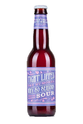Tight Lipped Dry Humored Why So Serious Nordic Berry Sour- 33cl