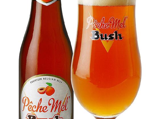 Peche Mel' Bush - 33cl