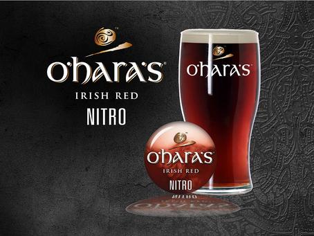 È arrivata la Irish Red Nitro di O'HARA'S!