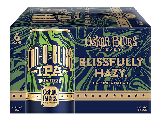 Can-O-Bliss Tropical /Hazy / Citrus IPA - 35.5cl X 6