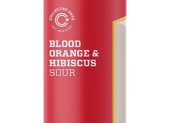 Collective Arts Blood Orange & Hibiscus Sour - cl 47.3