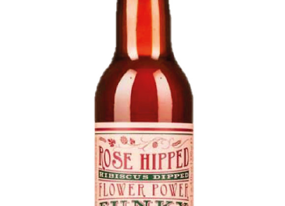Rose Hipped Hibiscus Dipper Flower Power Funky Sour - 33cl